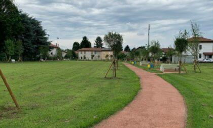 Il Parco di San Vitale  pronto per essere consegnato alla comunità