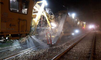 Tratta ferroviaria Saronno-Como, al via lavori di manutenzione straordinaria