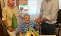 Ceriano, 100 candeline per nonna Rachele