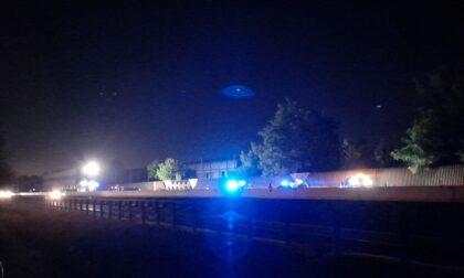 Carambola mortale in A8, morto un 22enne di Turate