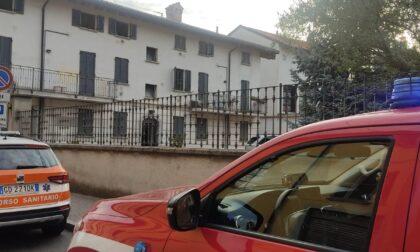 Malore in casa a Turate: Vigili del Fuoco e ambulanze al lavoro
