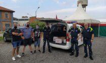 Protezione Civile e Comuni al fianco dei lavoratori in presidio alla Gianetti