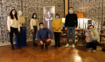 """""""Spoil system"""" a Saronno: fuori dal museo di Villa Gianetti il curatore Germi e i volontari di Cantastorie"""