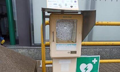 Nuovo attacco contro uno dei defibrillatori di Cislago