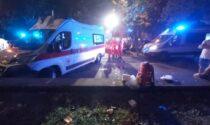 """Suv contro un'ambulanza in intervento per un malore: """"L'auto ha accelerato da sola"""""""