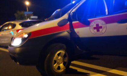 Mortale fra auto e moto a Lentate, vittima il 45enne di Lazzate Davide Fontana