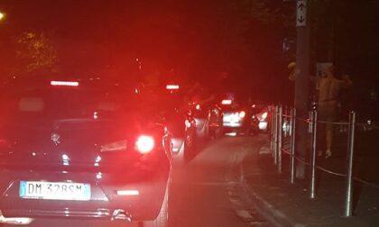 Trionfo azzurro, 5mila persone in festa a Legnano: traffico bloccato