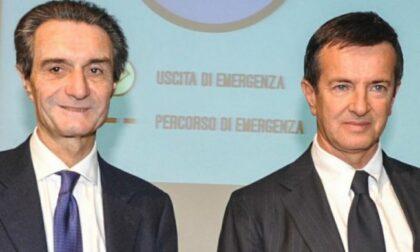Il bergamasco Gori terzo tra i sindaci d'Italia, Fontana risale tra i governatori
