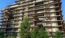 Sgomberate da tre abusivi due palazzine in costruzione a Legnano