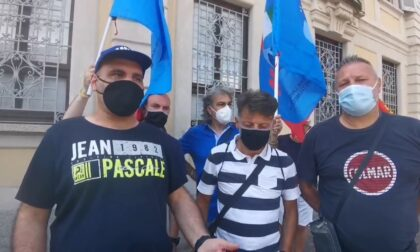 La protesta della Gianetti arriva in Prefettura