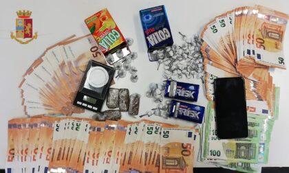 Trovato con 100 dosi di cocaina, preso uno dei principali fornitori del centro