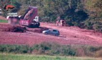 85mila metri cubi di rifiuti in un'area agricola vincolata: la mano della 'ndrangheta nella Comasca