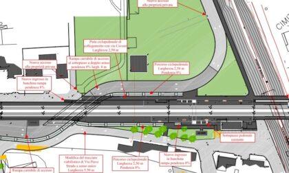 Addio ai passaggi a livello di Locate e Carbonate: progetti approvati, risorse a disposizione