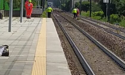 Travolto e ucciso da un treno, vittima un 58enne