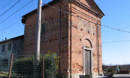 Continuano i lavori alla chiesa di Abbiate e si pensa al restauro di quella di S.Bernardo