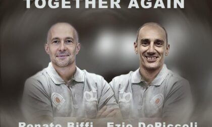 "Robur Saronno, Biffi e De Piccoli ""toghether again"""