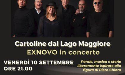 Concerto omaggio a Piero Chiara al castello di Monteruzzo