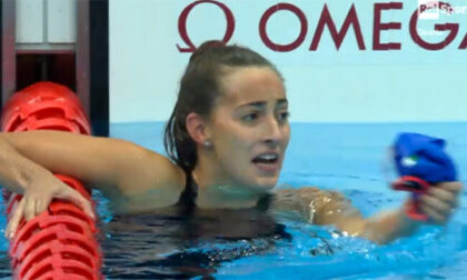 Un altro successo per Giulia Terzi (e la Polha): oro e record paralimpico nei 100 stile libero