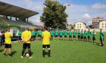Castellanzese, raduno e primo allenamento per i neroverdi