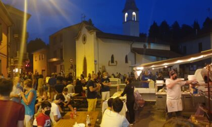 Niente bis ad agosto per la serata Street Food di Venegono