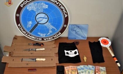 Rapina all'Eurospin di Olgiate Olona, arrestati tre giovani