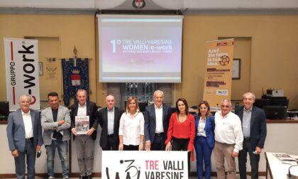 Presentata la prima edizione della Tre Valli Varesine Women