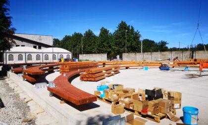 Nuovo centro sportivo, primo campo pronto a ottobre