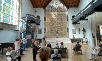 Due giornate nella lingua dei segni aimusei del Sacro Monte di Varese. L'arte diventa inclusiva