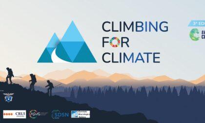 """""""Climbing for climate"""": sul Passo dello Stelvio e al Sacro Monte con i professori dell'Insubria"""