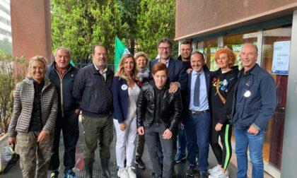 Elezioni, il Ministro Giorgetti a Castellanza per Soragni