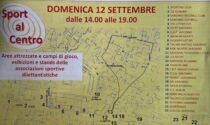 Oggi pomeriggio Sport al centro a Saronno
