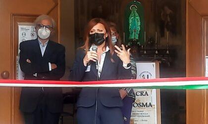 Arte Sacra in San Cosma, mostra inaugurata: visite fino a domenica