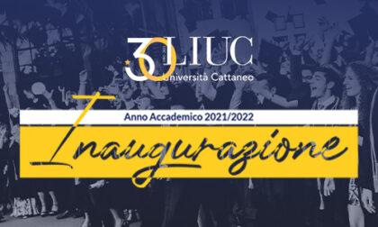 Trent'anni di LIUC: al via il nuovo Anno Accademico