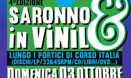 Torna la Fiera del Vinile a Saronno: festa della musica in Corso Italia