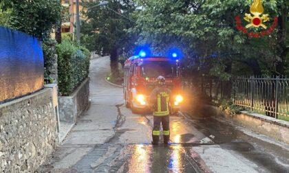 Fuga di GPL in una casa di Besozzo, area evacuata per la notte
