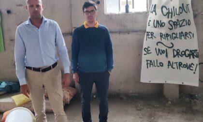 """Rave in un capannone a Solaro, Cattaneo: """"Zombie tra droga e sballo"""""""