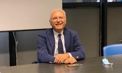 Domenico d'Amato è il nuovo assessore al Bilancio di Saronno