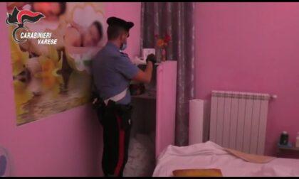 Prostituzione in un centro massaggi di Busto, 46enne cinese arrestata