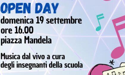Open Day in piazza per la Civica Scuola di Musica di Tradate