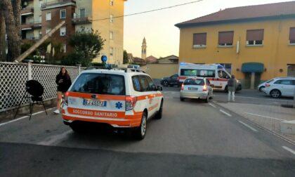 Investito in Varesina a Locate, ciclista 56enne in ospedale