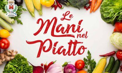 """Domenica a Saronno tutti con """"le mani nel piatto"""""""