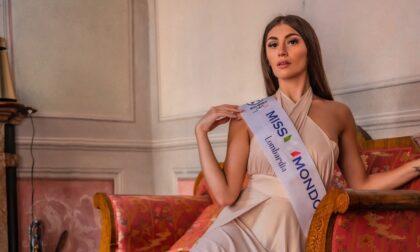 Melania, un posto tra le finaliste nazionali di Miss Mondo Italia