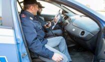 In auto con la cocaina: fuga e arresto