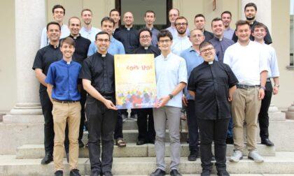 Uboldi, Locatelli e Pusceddu saranno ordinati diaconi in Duomo