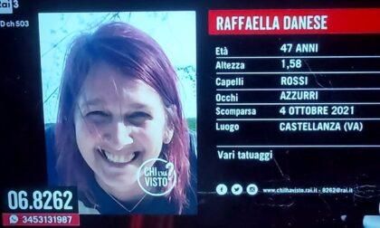 Donna scomparsa a Castellanza, l'appello anche a Chi l'ha Visto?