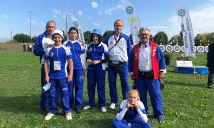 Medaglie e soddisfazioni per gli arcieri varesotti ai Campionati italiani di Verdello