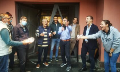 Elezioni Carbonate, Luca Roscelli è il nuovo sindaco