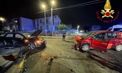 Incidente a Cirimido, due feriti