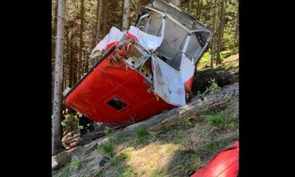 Tragedia del Mottarone: da oggi la rimozione della cabina precipitata