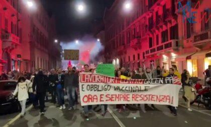 Scontri No Green Pass a Milano e nuovo assalto alla CGIL, presenti anche i Telos